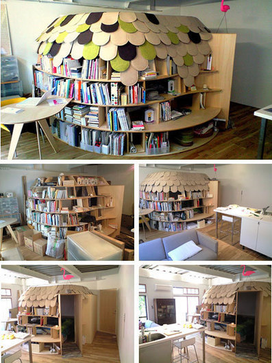 20 Cool Ways to Display Children's Books | Bibliotecas Escolares | Scoop.it