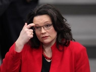 Rentenstreit: CDU-Wirtschaftsrat fordert Kurskorrektur von Nahles   Fernsehen von wirtschaft.com   Scoop.it