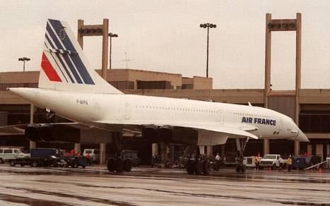 Throwback Thursday: Air France's Concorde world tour stopped at DFW | Aviation & Airliners | Scoop.it