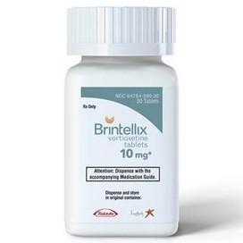Vortioxetina per il trattamento degli adulti con episodi depressivi maggiori | Psicofarmaci - News, indicazioni ed effetti collaterali. | Scoop.it