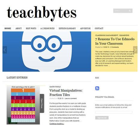 Des outils testés et approuvés en classe | Courants technos | Scoop.it