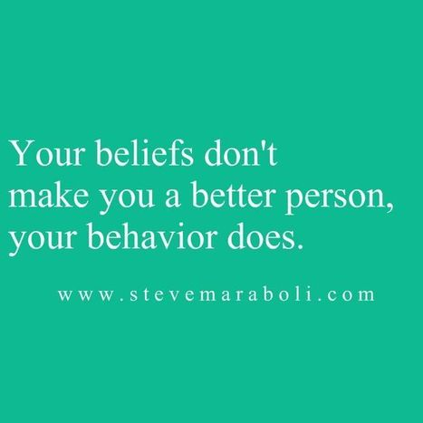 Quotes: Your beliefs...   Life @ Work   Scoop.it