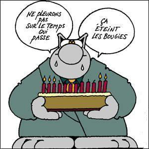 L'anniversaire.- CO | French learning - le Français dans tous ses états | Scoop.it