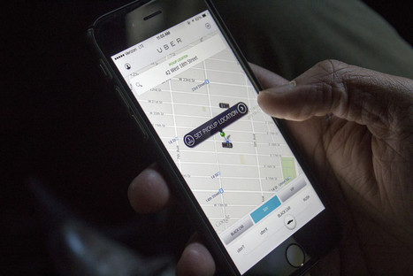 Uber's Android app collects an 'uncool' amount of data about users, security prosays | Securitysplaining For Consumers | Scoop.it