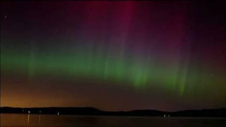 Northern Lights illuminate Vt. sky - NECN | Planet Earth | Scoop.it
