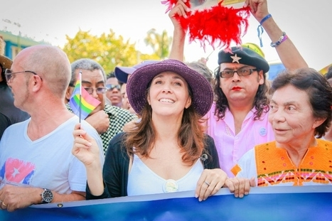 Mariela Castro's March: Cuba's LGBT Revolution   LGBT Destinations   Scoop.it