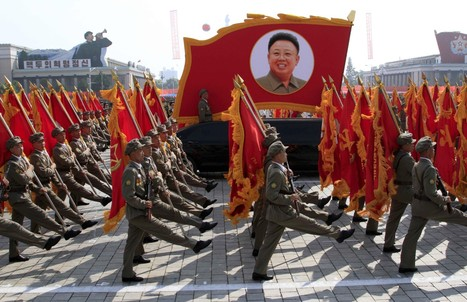 """Kim Jung Il's funeral 
