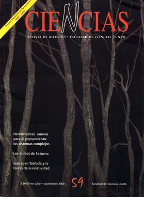 Una aproximación a los sistemas complejos.                                              Revista Ciencias (UNAM) número 59 julio-septiembre 2000 | Sistemas complejos | Scoop.it