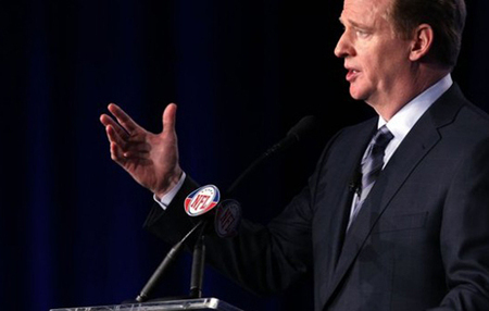 NFL Commissioner Says Injured Players Might Someday Be Allowed to Use Medical Marijuana | Cannabis Culture | Cannabis | Scoop.it
