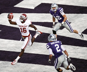 Suspended OU Wide Receiver Shows Up On Official Roster   Sooner4OU   Scoop.it