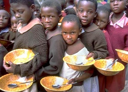 Can Collaborative Consumption Help Reduce Global Hunger--And Help Your Diet? | Institute For The Future | Information Economy | Scoop.it