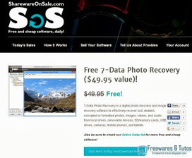 Offre promotionnelle : 7-Data Photo Recovery gratuit ! | 1001 Glossaries, dictionaries, resources | Scoop.it