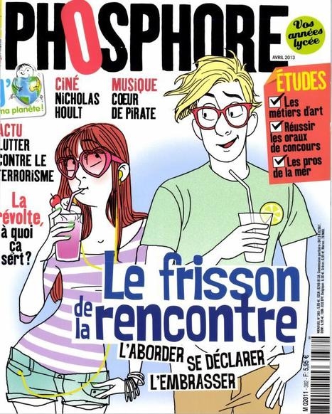 Phosphore - n° 382 - avril 2013   Semaine de Presse au CDI André MALRAUX   Scoop.it