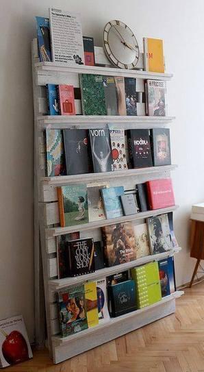 Les palettes en bois : mobilier indispensable en déco | Astuces pratiques Déco | Scoop.it