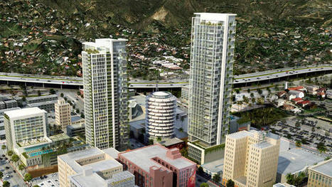 L.A. OKs Hollywood skyscrapers despite quake concerns | Conformable Contacts | Scoop.it