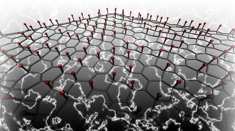 Straintronics: Engineers create piezoelectric graphene | Amazing Science | Scoop.it