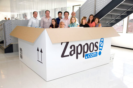 Zappos Insights: The Link Between Culture and Storytelling | Just Story It! Biz Storytelling | Scoop.it