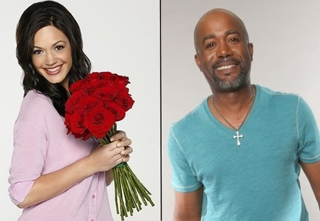 Darius Rucker To Appear On ABC's 'The Bachelorette' | Country Music Today | Scoop.it