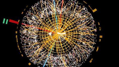 Komposisi Musik Indah Dari Partikel Higgs