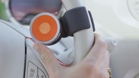 Wearable clips onto your steering wheel for eyes-free smartphone control | Real Estate Plus+ Daily News | Scoop.it