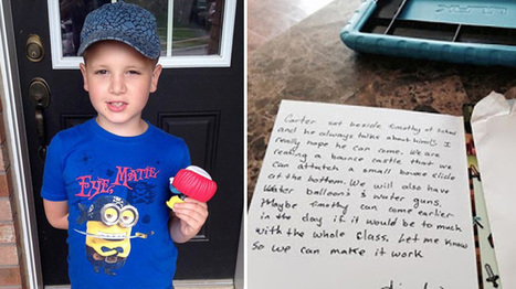 Mom in tears after reading party invite for son with autism | Autism Parenting | Scoop.it