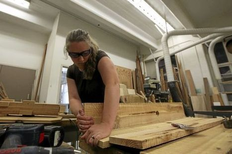 -Chico State student building bat boxes for research project - Mercury-Register | Bat Biology and Ecology | Scoop.it