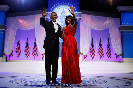 Obama Lays Out Liberal Vision at Inauguration | News and everything | Scoop.it