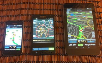 CoPilot Live semplicemente uno dei migliori navigatori per Android | Android Apps | Scoop.it