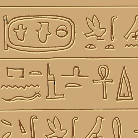 Ancient Egyptians Invented Facebook [SUNDAY COMIC] | Surveillance Products | Scoop.it