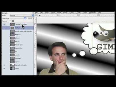A pensar em... GIMP (tutorial em português) | Linguagem Virtual | Scoop.it