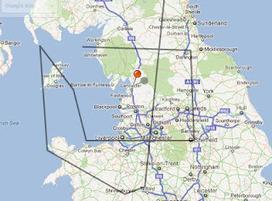 Créer sa propre carte google grâce à Sketchmap | Time to Learn | Scoop.it
