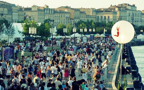 Du 26 au 29 juin 2014, Bordeaux fêtera le vin | Oenotourisme en Entre-deux-Mers | Scoop.it