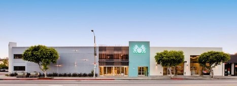 Can Continental Graphics Rehab Make La Brea and Second Street a Happening Pedestrian Zone?   green streets   Scoop.it