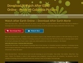 Download & Watch After Earth Movi | Download Now You See Me Movie | Scoop.it