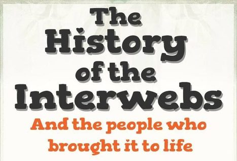 History of the Interwebs: An Interactive Journey Through Time   Explore Technology   Scoop.it