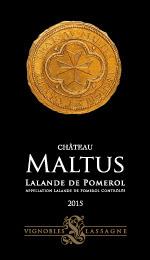 NOUVEAU VENU à LALANDE DE POMEROL : Premier Millésime 2015 de ce nouveau cru. Château Maltus. Contact #ChâteaudesLandes | Verres de Contact | Scoop.it