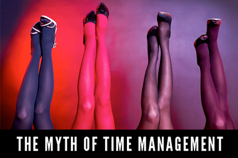 The Myth of Time Management in Fashion Blogging | Fashion, Style, Trends, Retail, Shopping, & Other Inspirations | Scoop.it