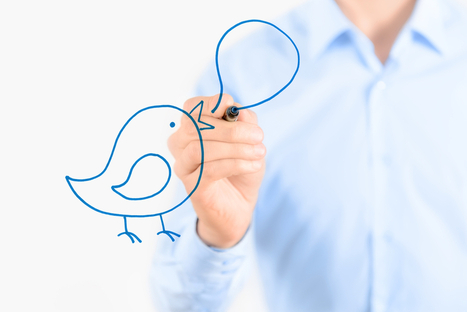 Pinterest Versus Twitter: Which Should My Business Use? - Search Engine Journal | Business in a Social Media World | Scoop.it