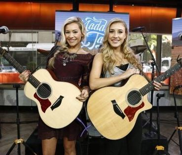So just who do Maddie & Tae credit for being a BIG musical influence for them? | Country Music Today | Scoop.it