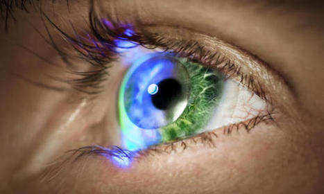 Augmented-reality contact lenses to be human-ready at CES | zefrences | Scoop.it
