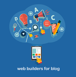Website Builders for Blogs, Writers and Authors | website builders | Scoop.it
