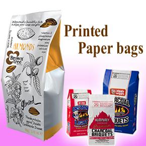 Printed paper bags | Gusset paper bags | Kraft Brown paper bags | Scoop.it