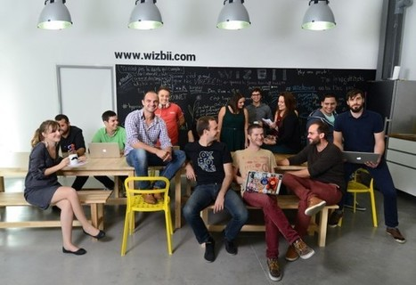 #Grenoble : Avec plus de 400 000 membres, la startup Wizbii vise désormais l'international | Entrepreneurs du Web | Scoop.it