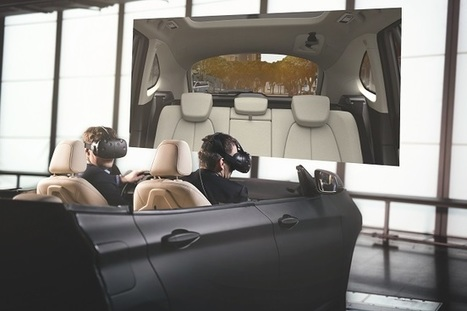 Bmw uses Htc Vive VR to Develop New Vehicles | Technology in Business Today | Scoop.it