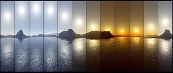 Scienzaltro - Astronomia, Cielo, Spazio: E' mezzanotte, non vedi che c'è il Sole ? | Planets, Stars, rockets and Space | Scoop.it