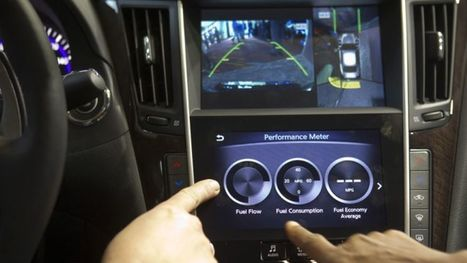 #Technews: New York auto show is all about Technology | Technology in Business Today | Scoop.it