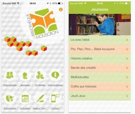 Bibliothèque : Approcher le monde digital pour se rapprocher des usagers | Bibliothèques et culture numérique | Scoop.it