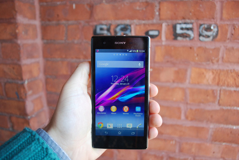 Sony Xperia Z1s review: Sony's best phone, but there's still room for improvement - GigaOM | self storage unit Altona Storage box | Scoop.it