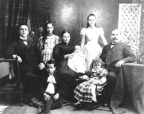 La Famille à la Belle époque | Les Nouveaux médias | Scoop.it