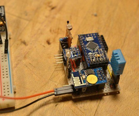 ESP8266 Weather Station with Arduino – #1 Hardware | Raspberry Pi | Scoop.it